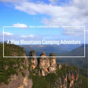 Blog about camping in the Blue Mountains NSW
