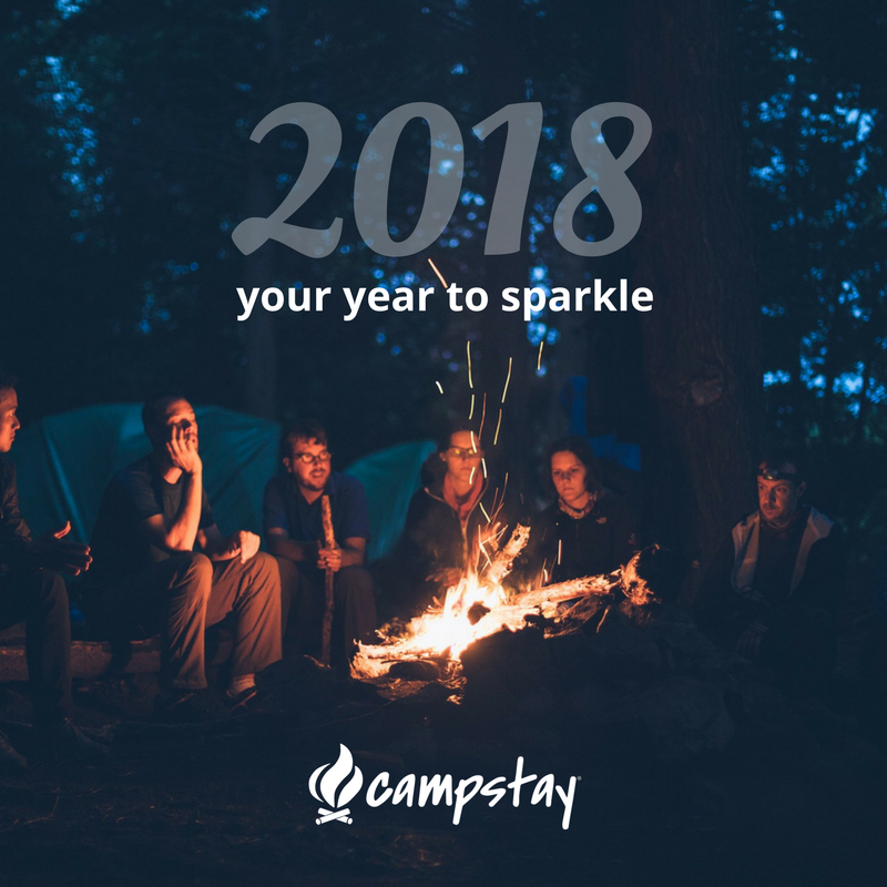 New Year's Eve Camping