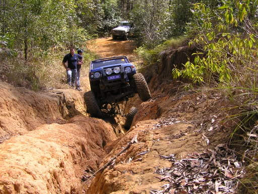 The best 4wd tracks in south east queensland to explore for Old house tracks