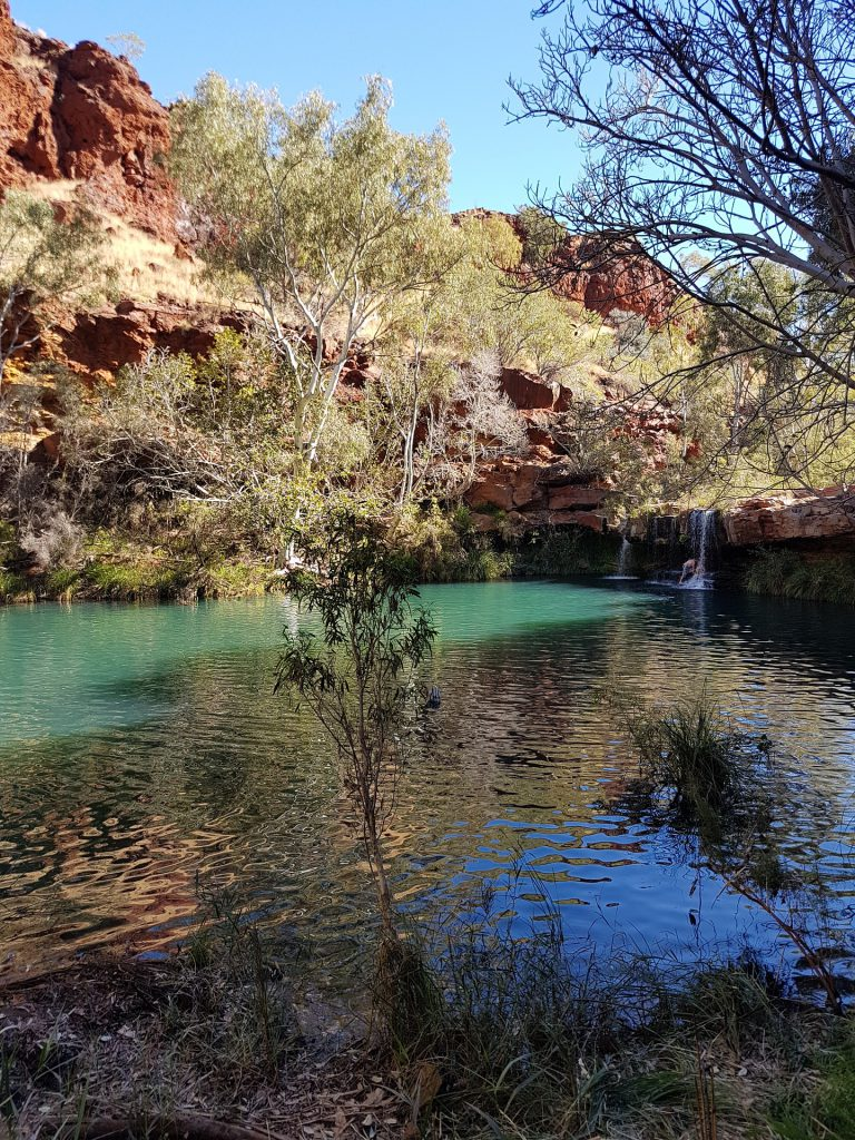 Australia's top fishing spots - Karijini National Park