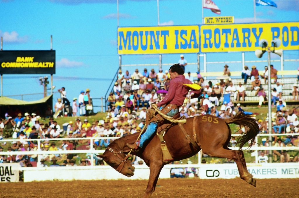 Mt Isa Mines Rotary Rodeo