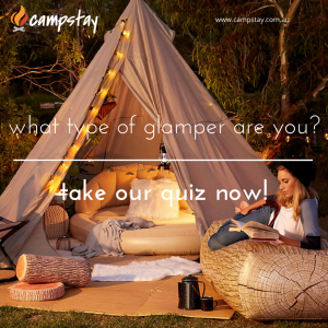 What type of glamper are you quiz